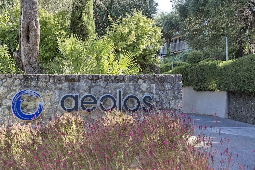 Property Entrance, Aeolos Beach Resort All Inclusive