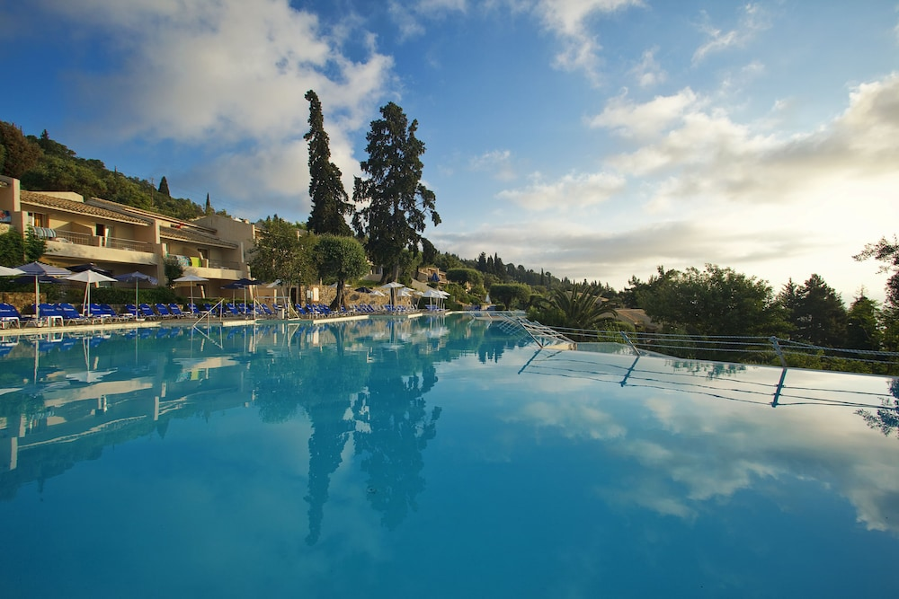 Outdoor Pool, Aeolos Beach Resort All Inclusive