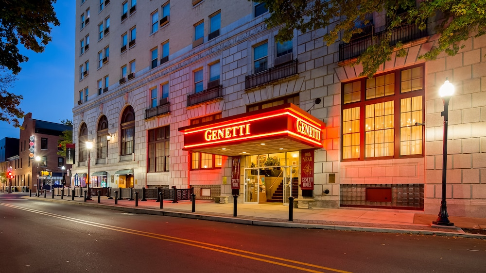 Featured Image, Genetti Hotel, SureStay Collection by Best Western