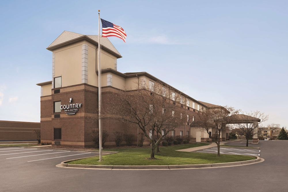 Exterior, Country Inn & Suites by Radisson, Dayton South, OH