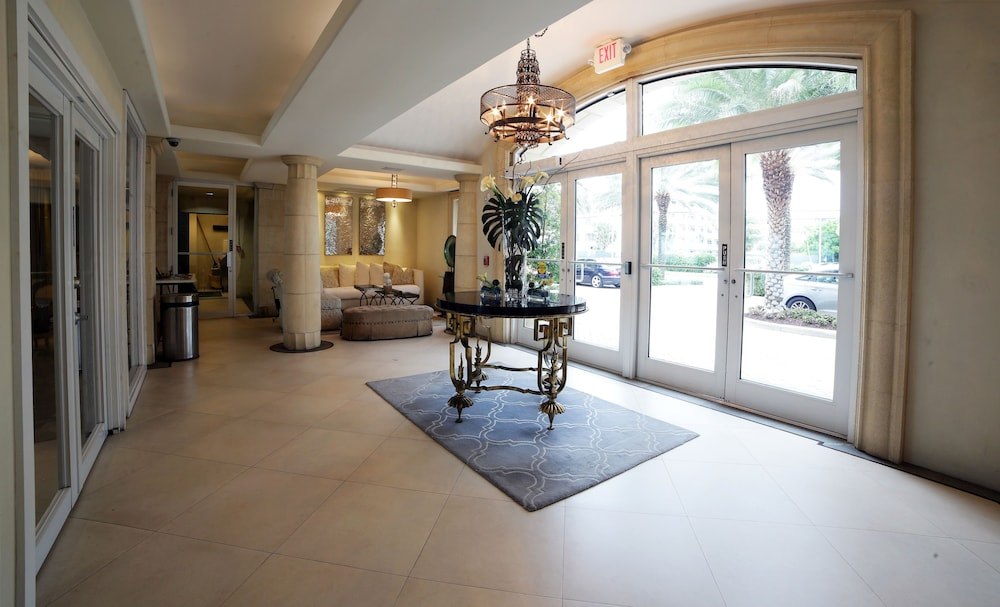 Interior Entrance, The Sea Lord Hotel & Suites
