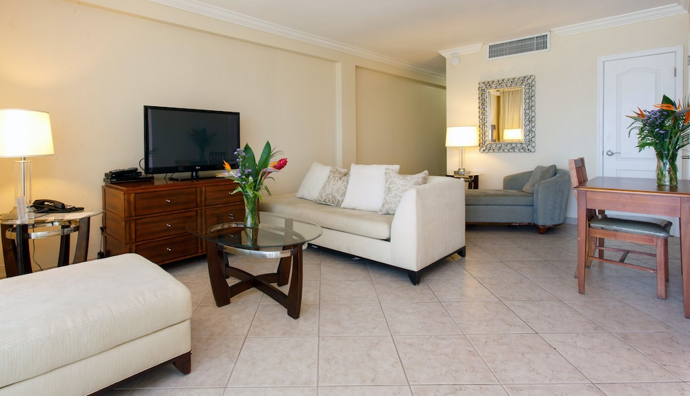 Living Area, The Sea Lord Hotel & Suites