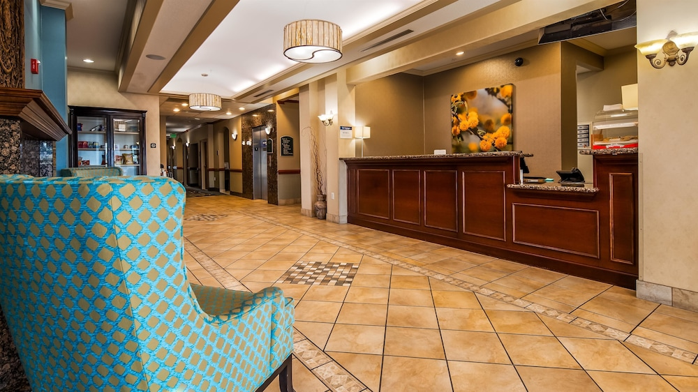 Lobby, Best Western Plus Woodway Waco South Inn & Suites