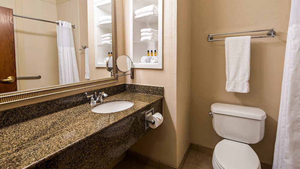 Bathroom, Best Western Plus Woodway Waco South Inn & Suites