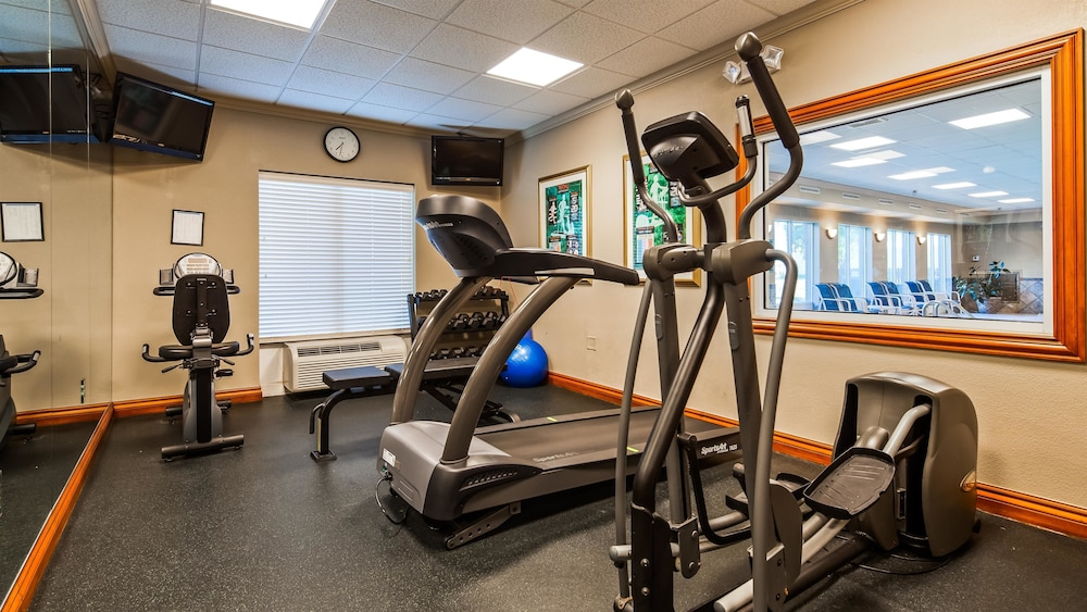 Fitness Facility, Best Western Plus Woodway Waco South Inn & Suites