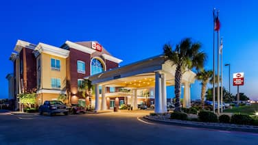 Best Western Plus Woodway Waco South Inn & Suites