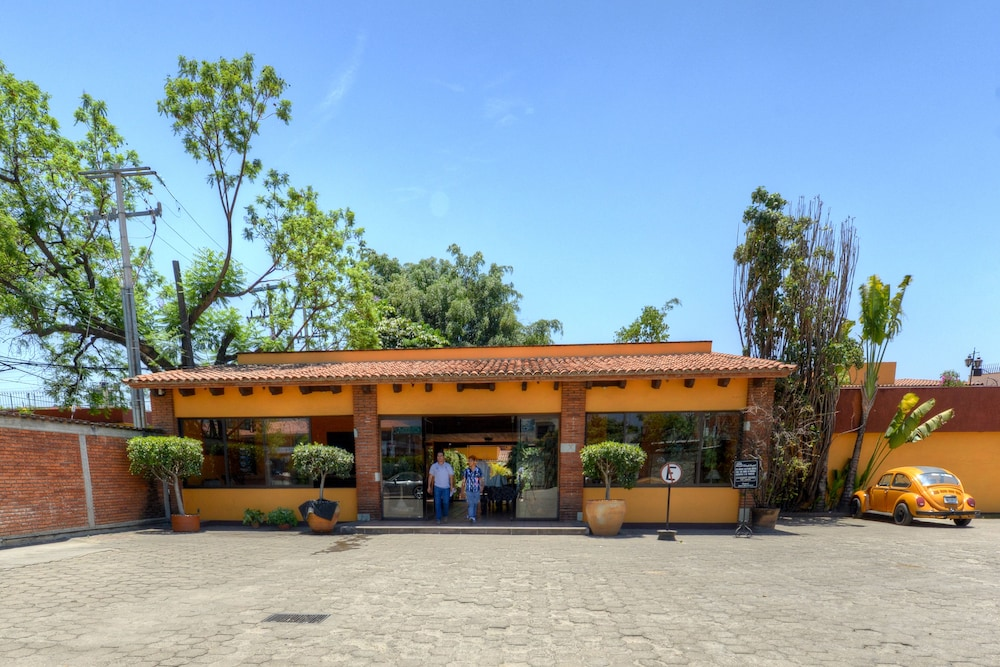Front of Property, Hotel Hacienda