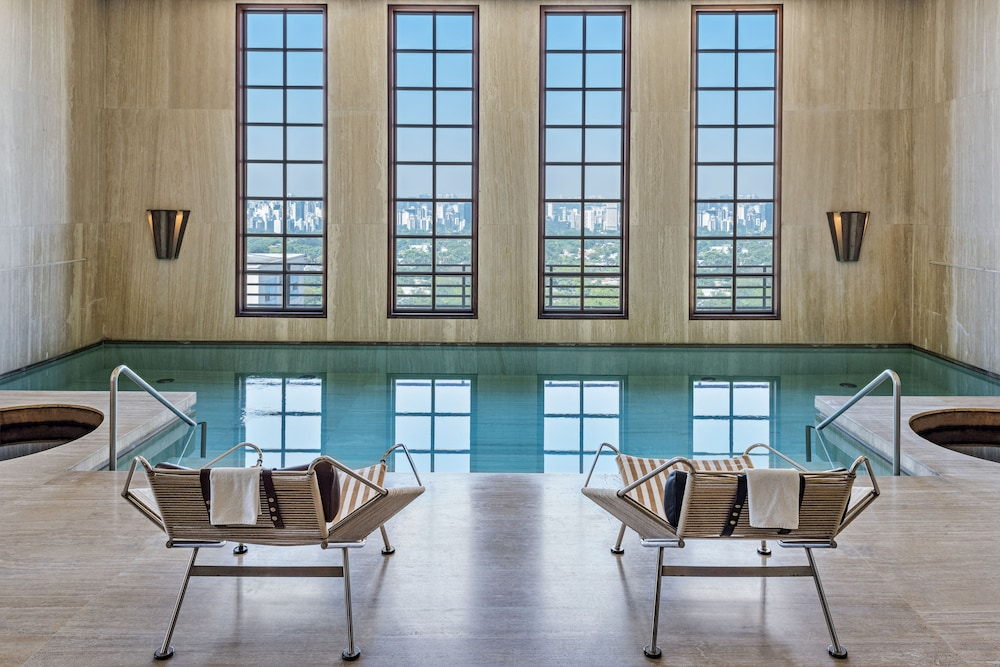 Indoor Pool, Hotel Fasano Sao Paulo