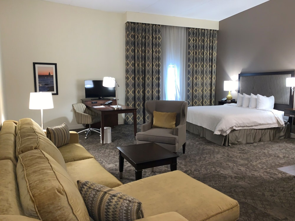 Living Room, Hampton Inn & Suites by Hilton Rockville Centre
