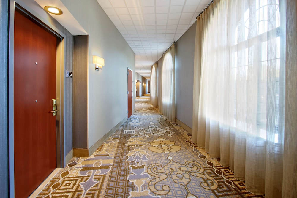 Hallway, Hampton Inn & Suites by Hilton Rockville Centre