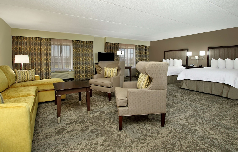 Room Amenity, Hampton Inn & Suites by Hilton Rockville Centre