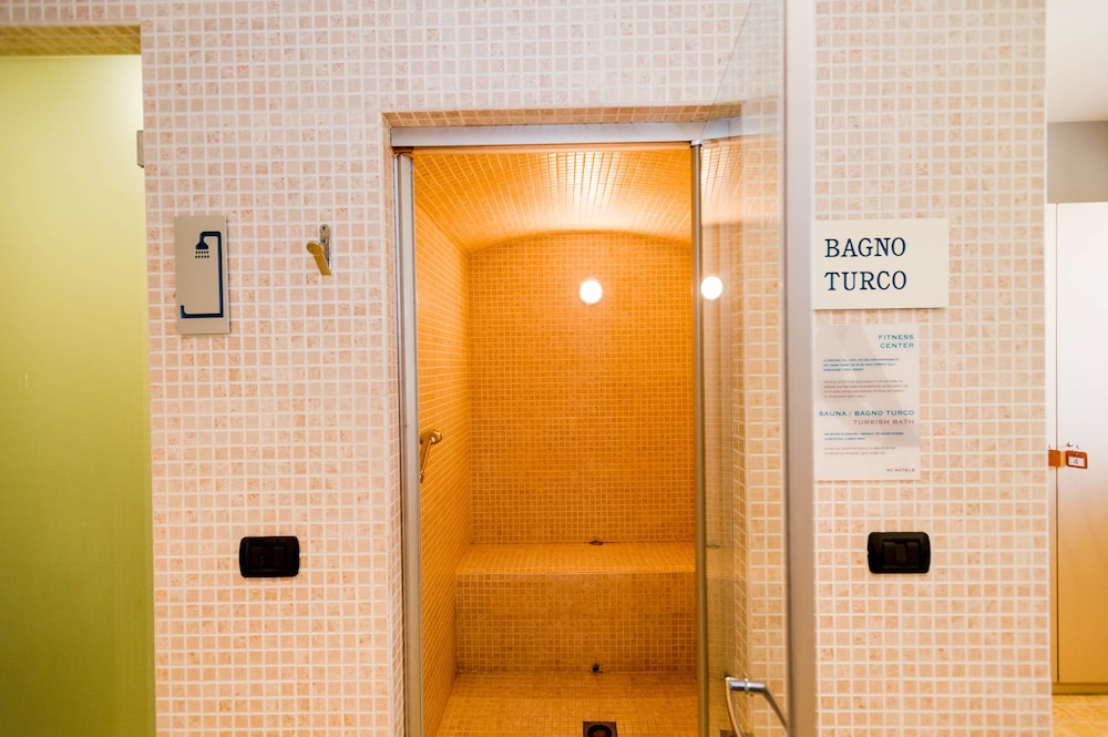 Turkish Bath, AC Hotel Arezzo by Marriott