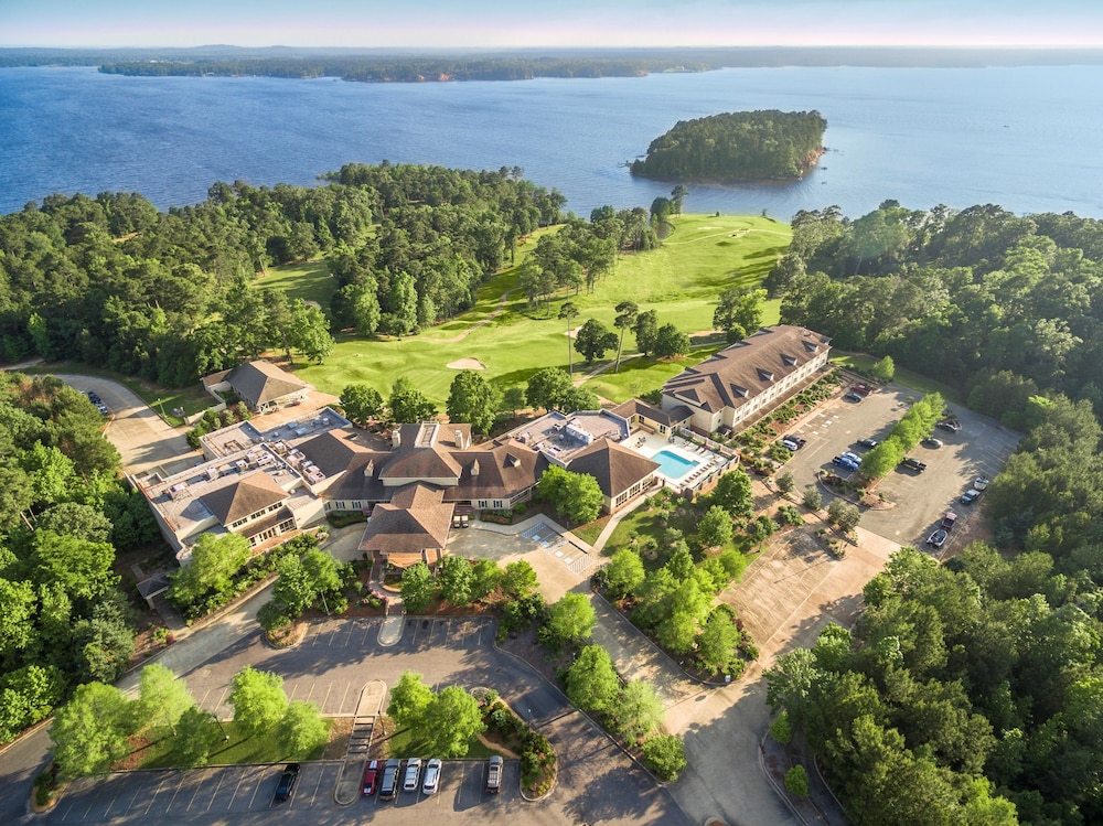 Aerial View, Cypress Bend Resort Best Western Premier Collection