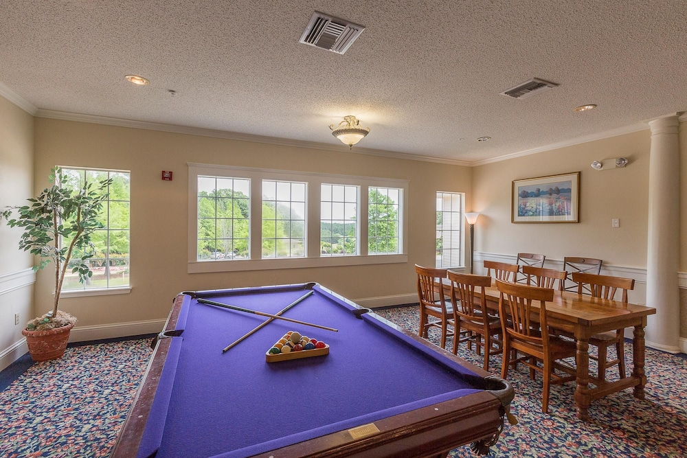 Billiards, Cypress Bend Resort Best Western Premier Collection