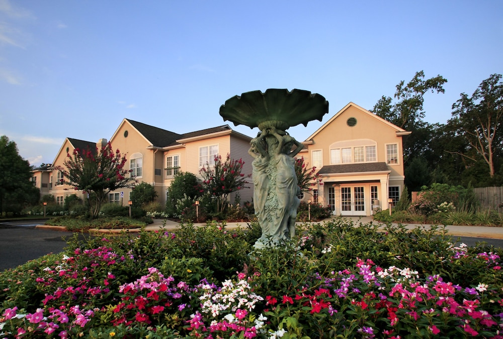 Garden, Cypress Bend Resort Best Western Premier Collection