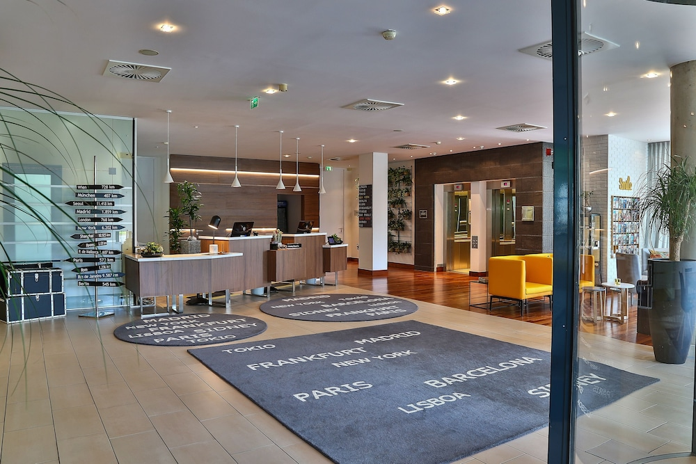 Hotel Frankfurt Messe Managed By Melia In Frankfurt Hotel Rates Reviews On Orbitz