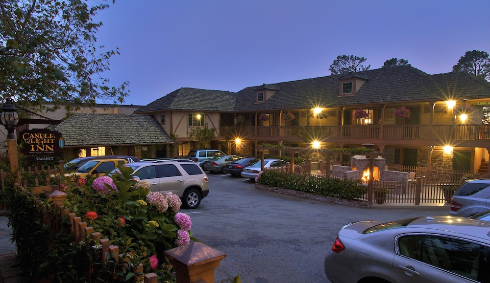 candle light inn in carmel cheap hotel deals rates. Black Bedroom Furniture Sets. Home Design Ideas