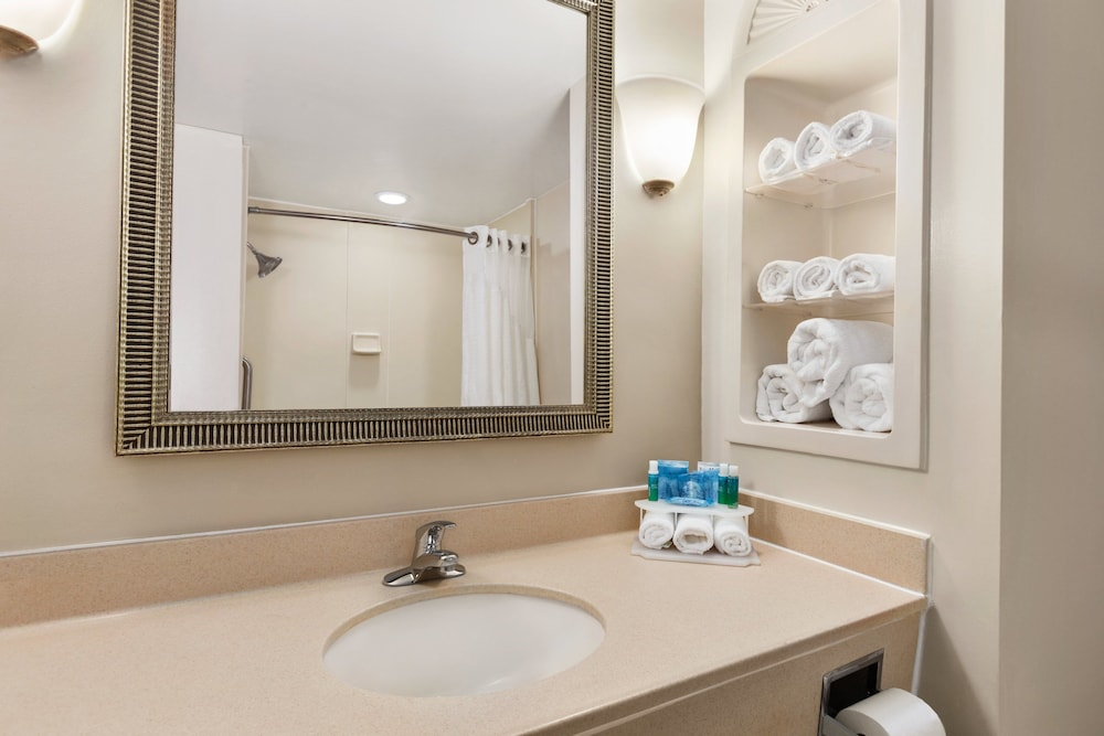 Bathroom, Holiday Inn Express Hotel & Suites Florence I-95 at Hwy 327