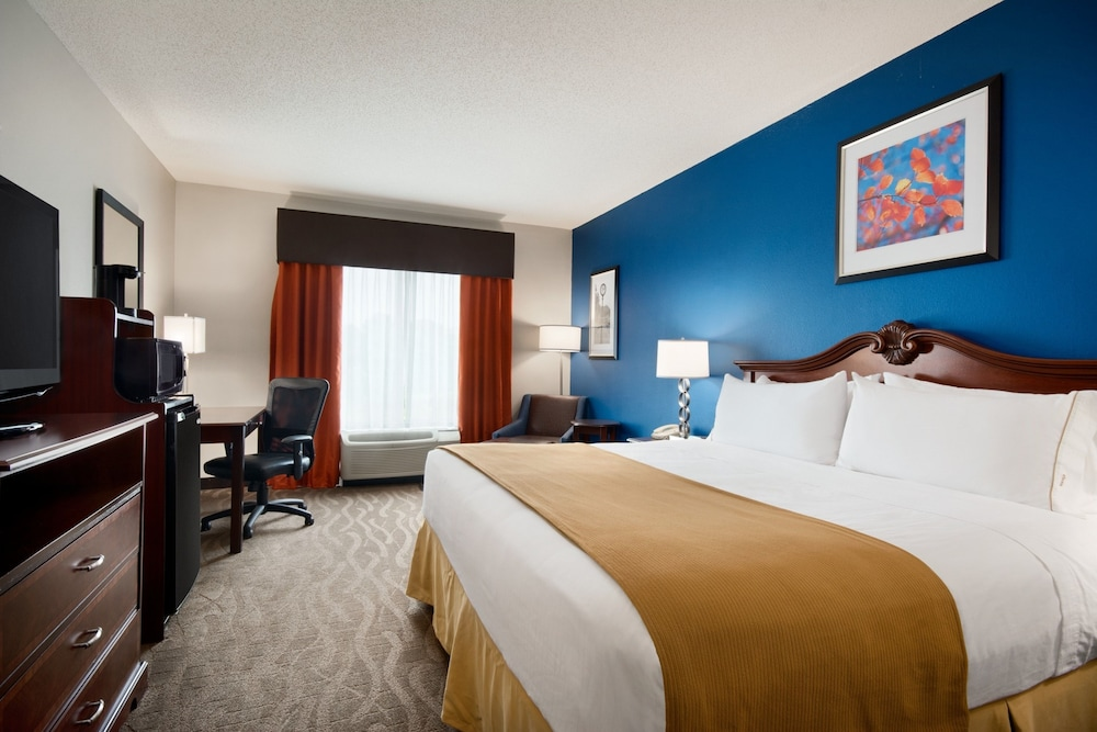 Room, Holiday Inn Express Hotel & Suites Florence I-95 at Hwy 327