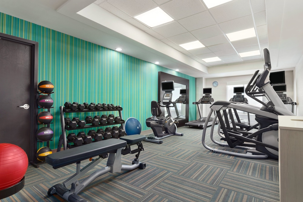 Fitness Facility, Holiday Inn Express Hotel & Suites Florence I-95 at Hwy 327