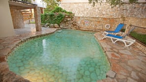 2 outdoor pools, open 10:00 AM to 10:00 PM, pool umbrellas, sun loungers
