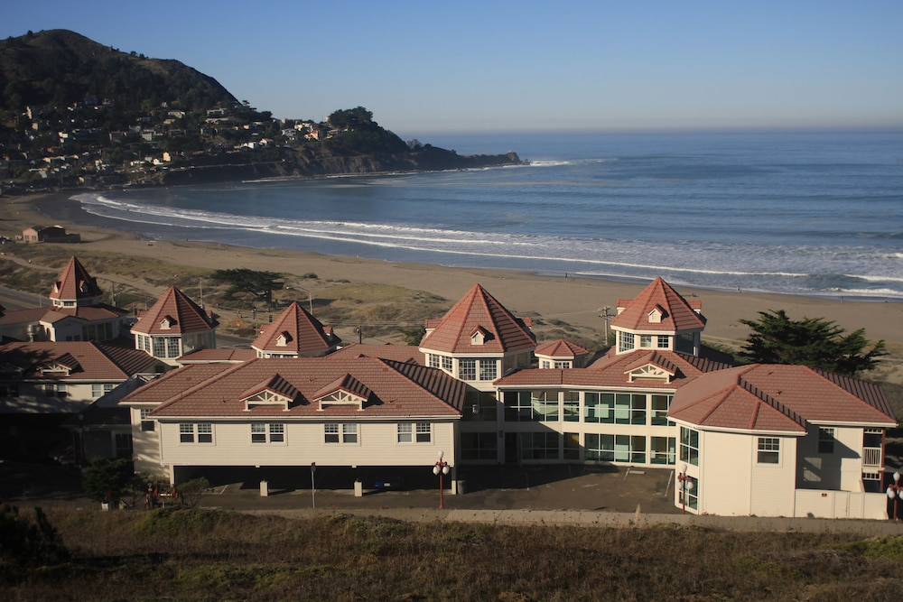 View from Property, Pacifica Beach Hotel