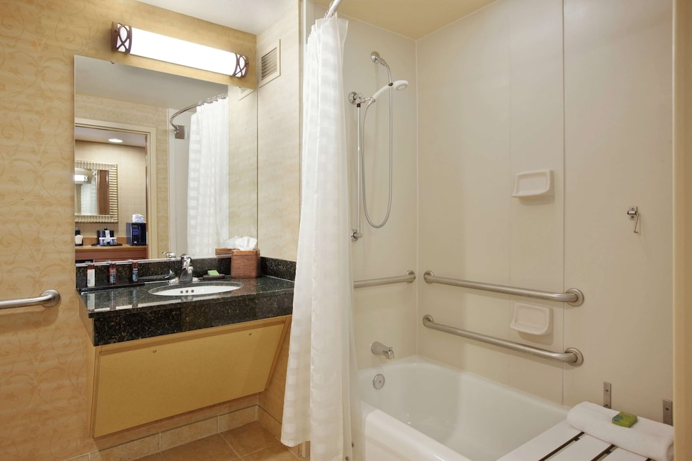 Bathroom, Embassy Suites by Hilton Hot Springs Hotel & Spa