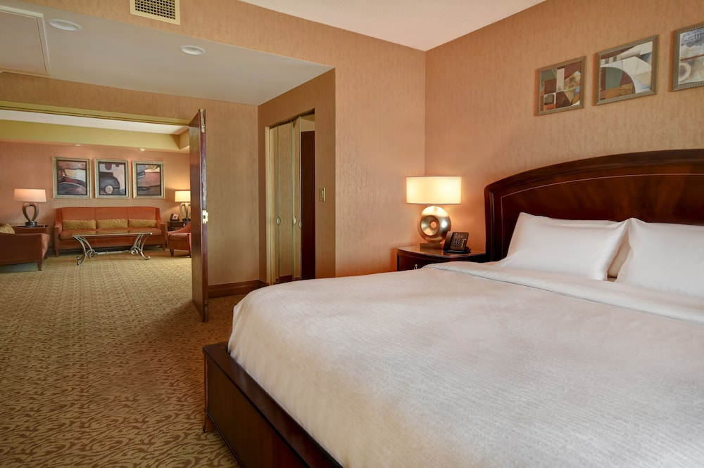 Room, Embassy Suites by Hilton Hot Springs Hotel & Spa
