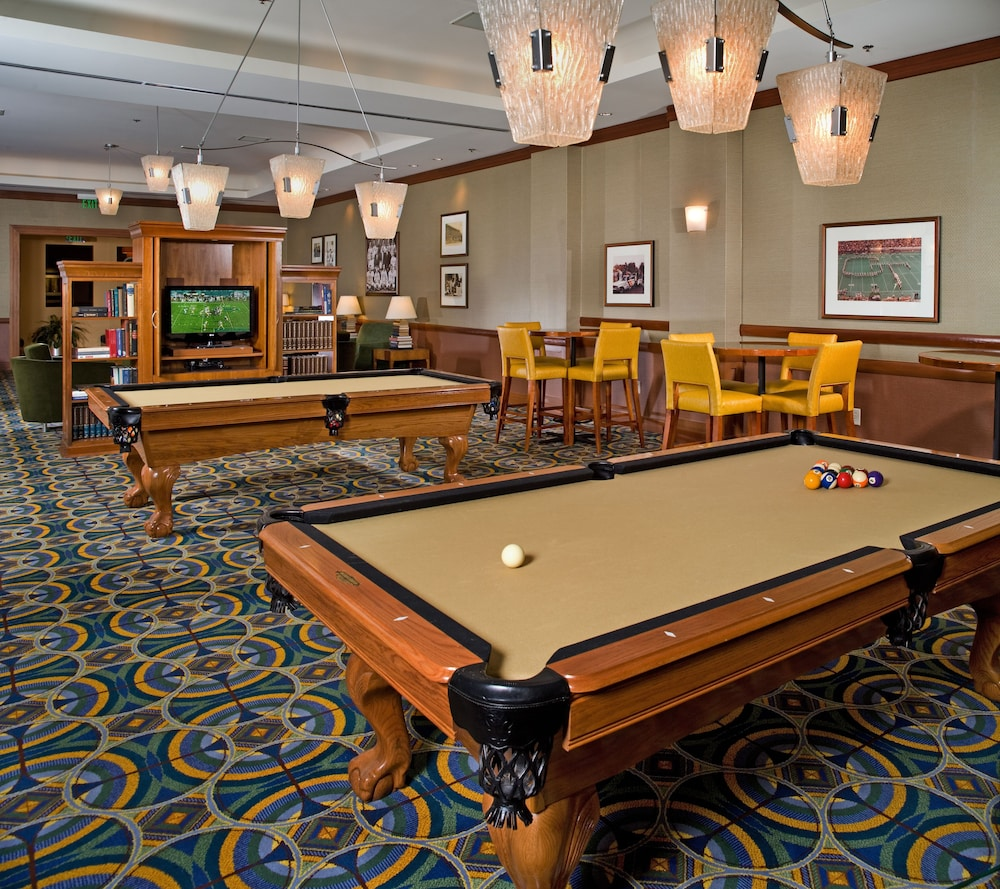 Billiards, Georgia Tech Hotel and Conference Center