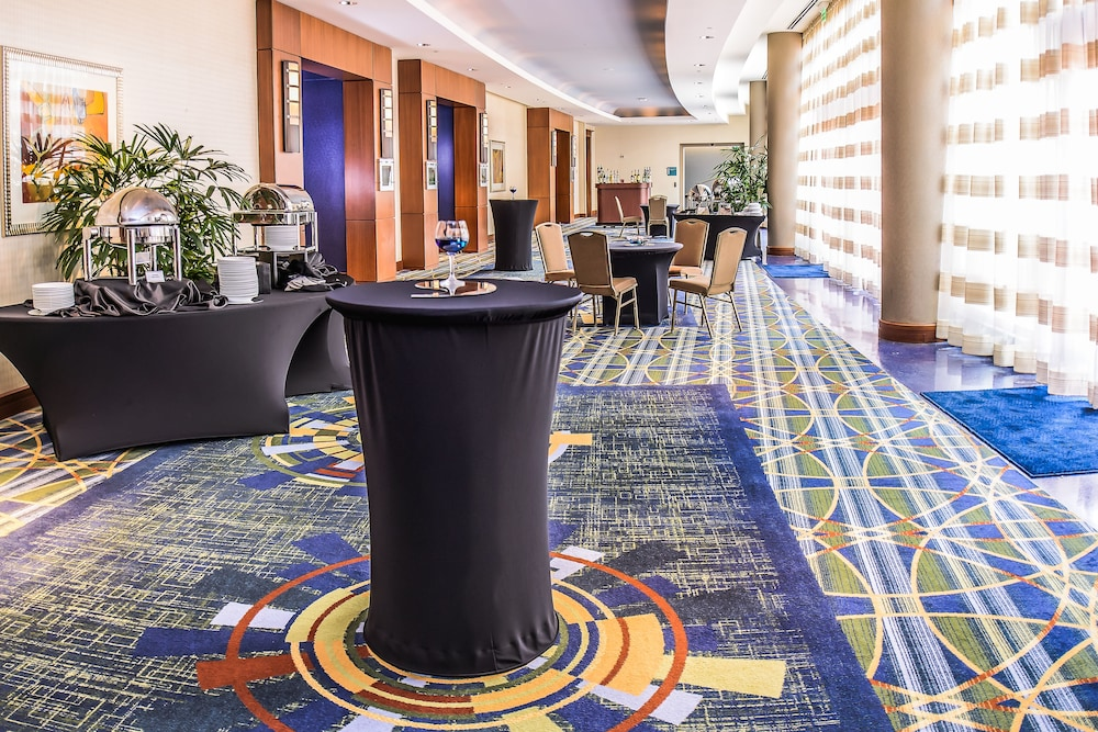 Reception Hall, Georgia Tech Hotel and Conference Center