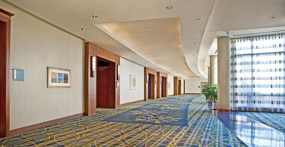 Hallway, Georgia Tech Hotel and Conference Center