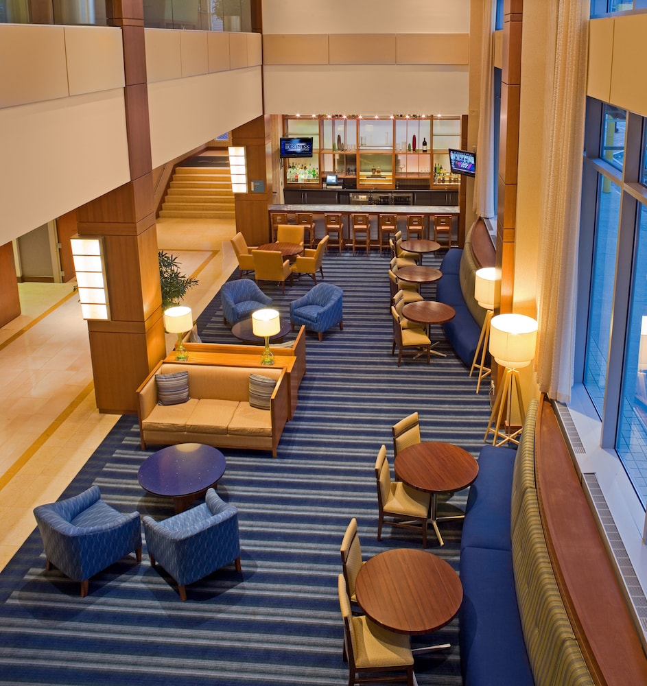 Lobby Sitting Area, Georgia Tech Hotel and Conference Center