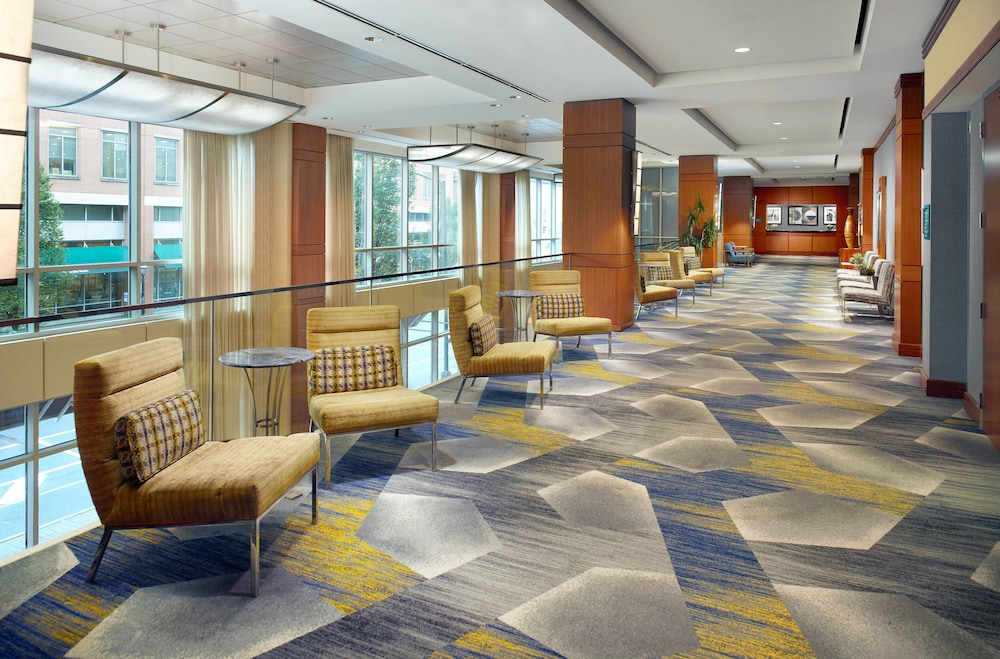 Interior, Georgia Tech Hotel and Conference Center