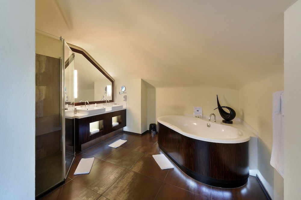 Bathroom, Hotel UTO KULM