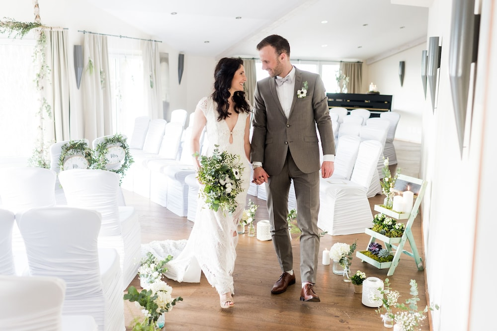 Indoor Wedding, Hotel UTO KULM