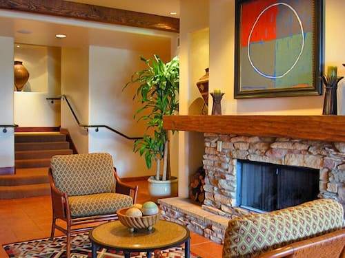 Fireplace, Hyatt Residence Club Sedona, Piñon Pointe