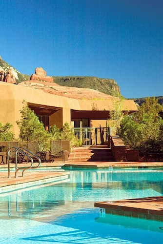 Outdoor Pool, Hyatt Residence Club Sedona, Piñon Pointe