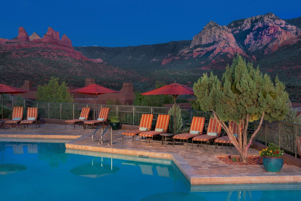 Pool, Hyatt Residence Club Sedona, Piñon Pointe