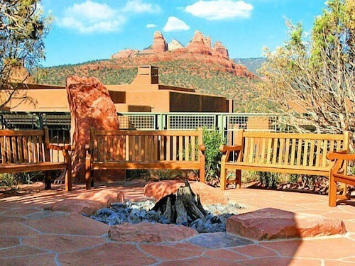 Terrace/Patio, Hyatt Residence Club Sedona, Piñon Pointe