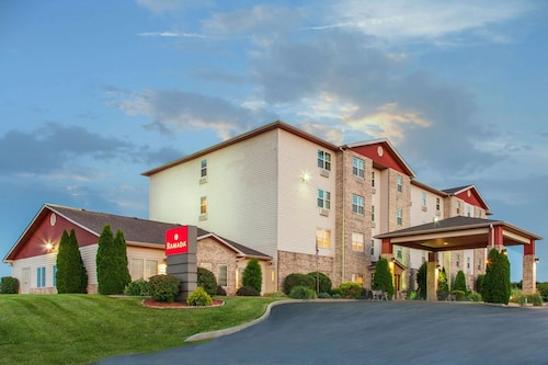 Check Expedia for Availability of Ramada by Wyndham Sparta/At Speedway
