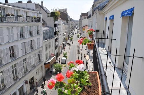 Uitzicht Op Straat Hoofdafbeelding