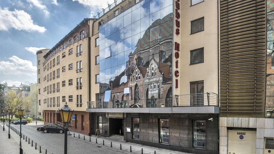 Qubus Hotel Wroclaw