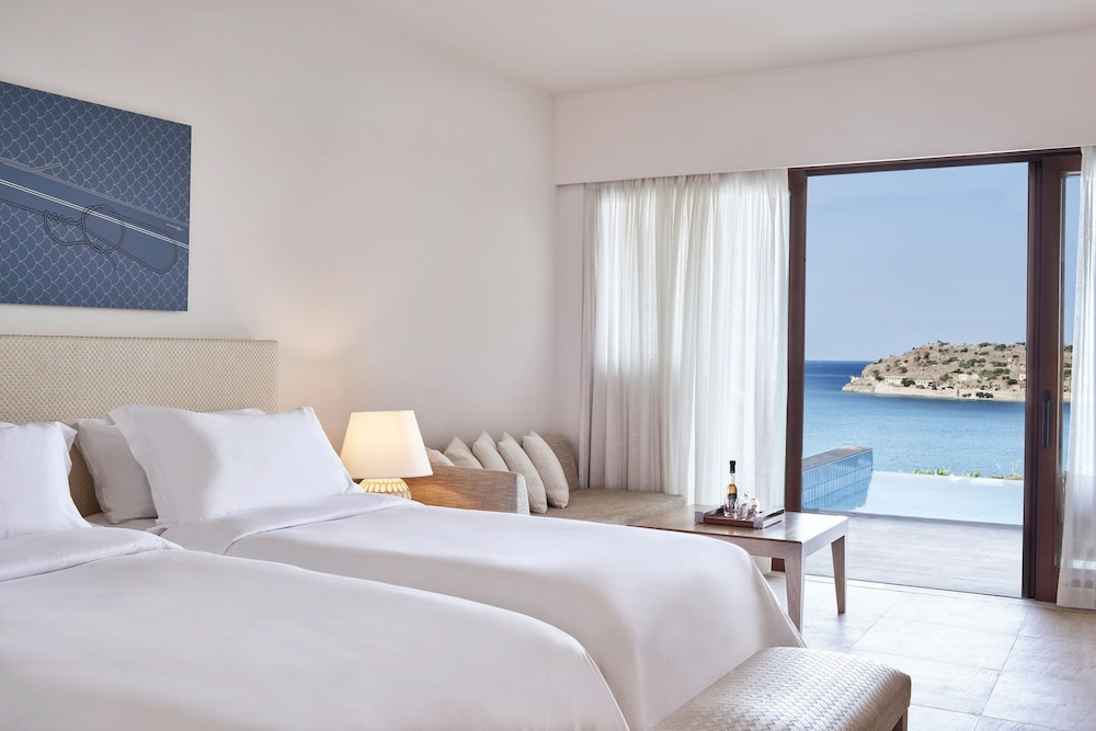 Room, Blue Palace, a Luxury Collection Resort and Spa, Crete