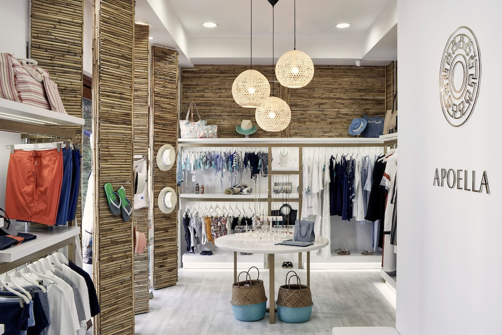 Designer store, Blue Palace, a Luxury Collection Resort and Spa, Crete
