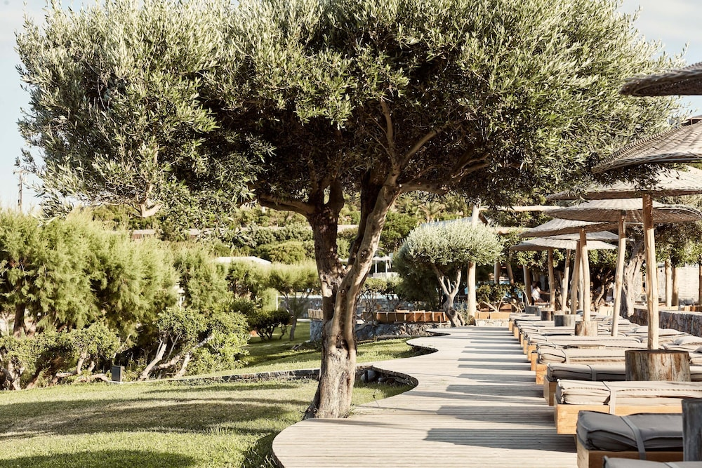 Garden, Blue Palace, a Luxury Collection Resort and Spa, Crete