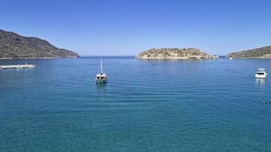 Plage privée, plongée sous-marine, snorkeling, ski nautique