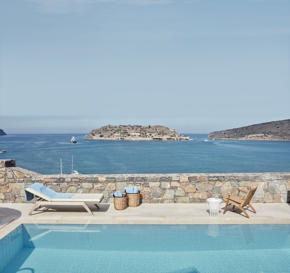 Private Pool, Blue Palace, a Luxury Collection Resort and Spa, Crete