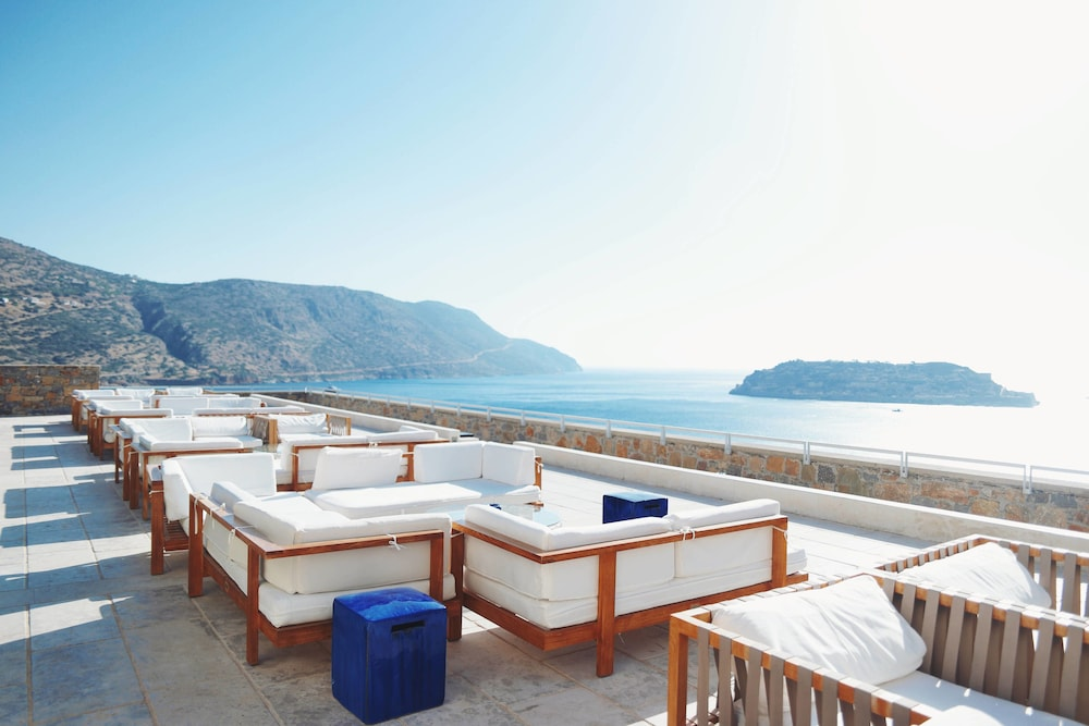 Lounge, Blue Palace, a Luxury Collection Resort and Spa, Crete