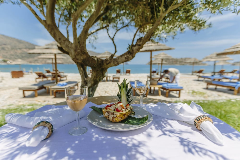 Restaurant, Blue Palace, a Luxury Collection Resort and Spa, Crete