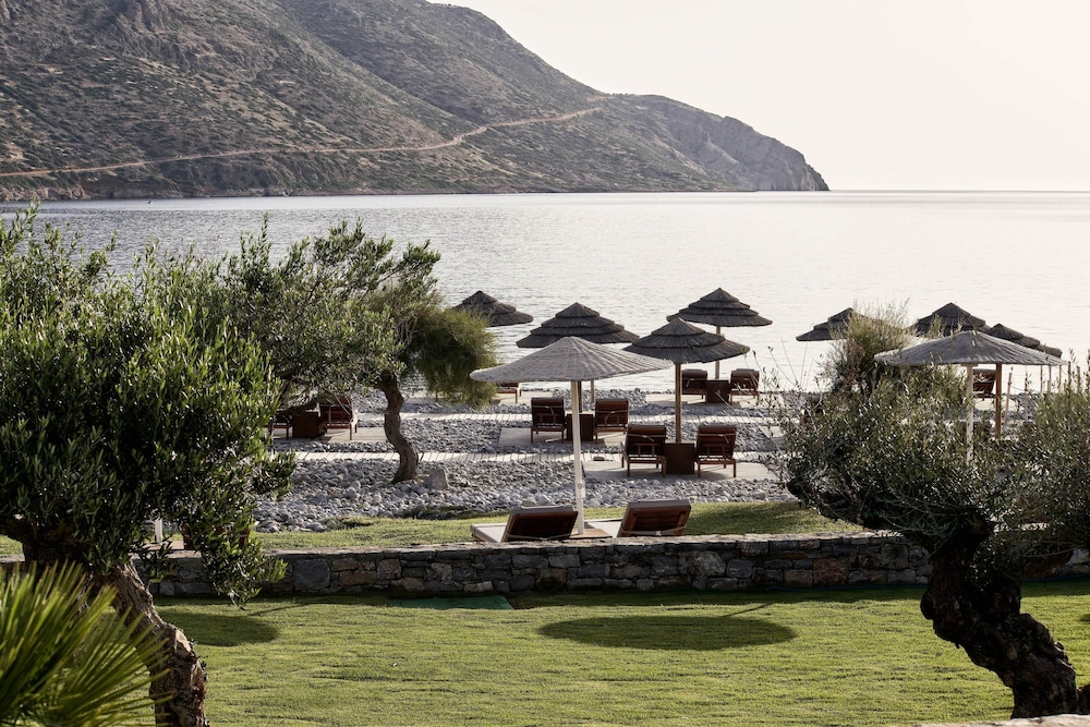 Beach, Blue Palace, a Luxury Collection Resort and Spa, Crete